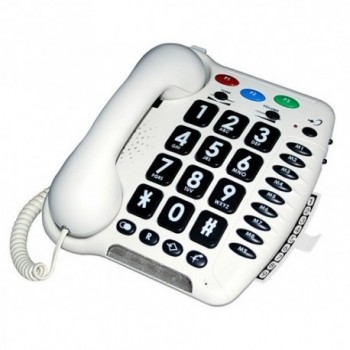 Extra zesílený telefon pro...